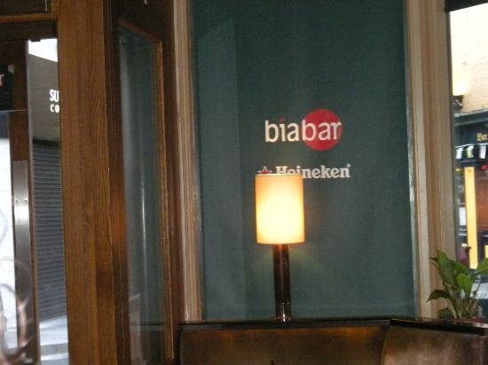 Drury Court Hotel: biabar