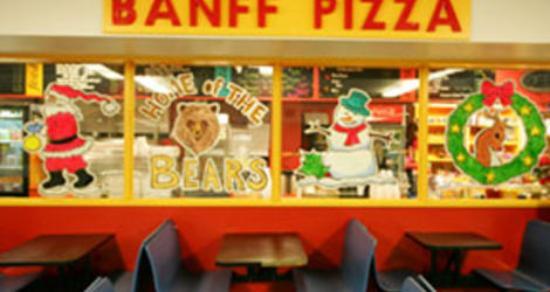 Banff Pizza