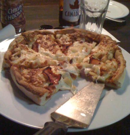 Pizza Construction Co: Pizza Co. Pizza