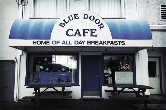 Blue Door Cafe