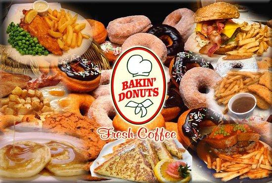 Bakin' Donuts