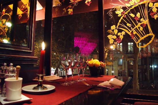 Restaurant Capucine Cafe, Paris - Opera / Bourse - Restaurant ...