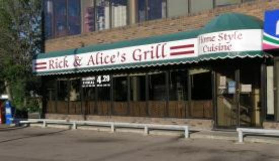 Rick and Alice's