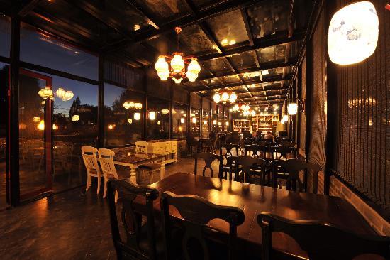 โฮเต็ล โคท คัวร์ ปักกิ่ง: restaurant
