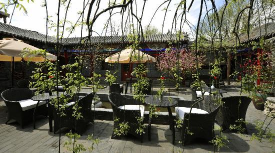 Hotel Cote Cour Beijing: garden