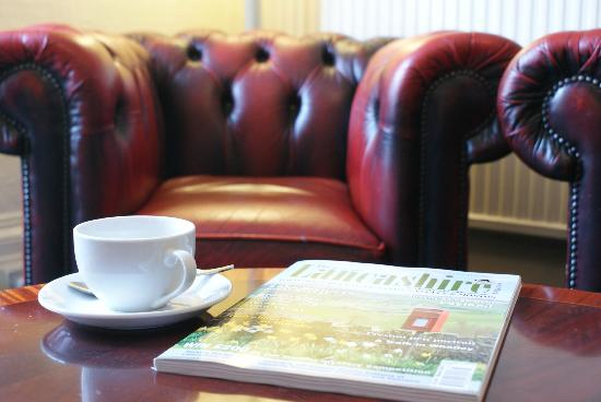 Adelphi Guest House: Lounge