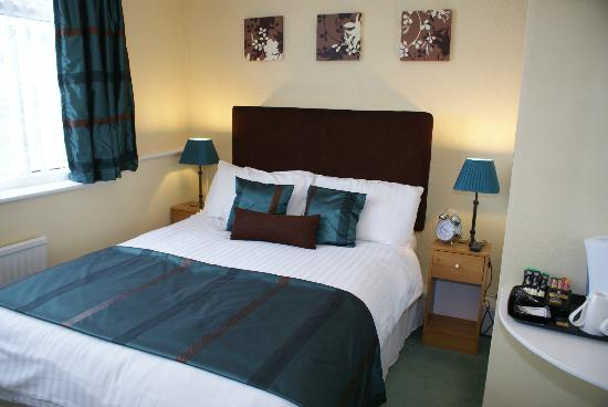 Adelphi Guest House: Standard double