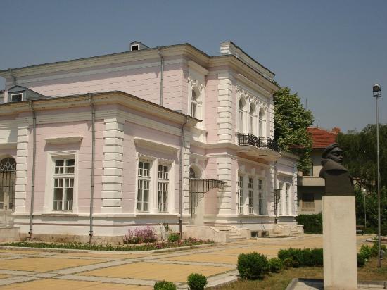 Tutrakan, Bulgaria: museum