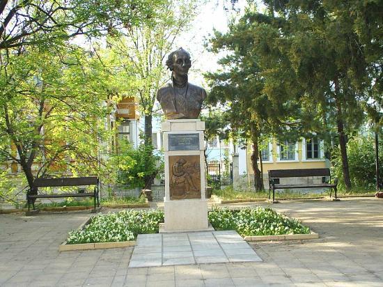 Tutrakan, Bulgaria: park