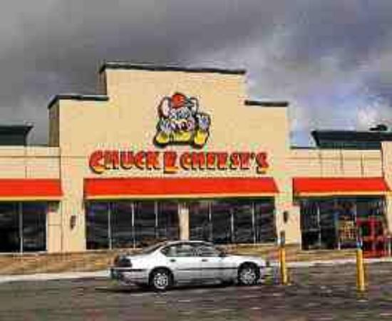 Chuck E Cheese S Cambridge 42 Pinebush Rd Restaurant