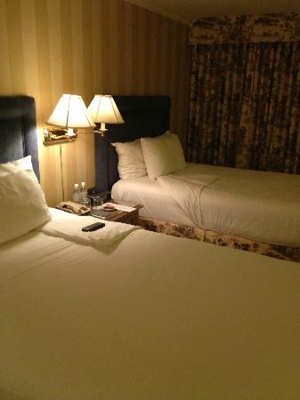 Wedgewood Hotel & Spa: Bedroom