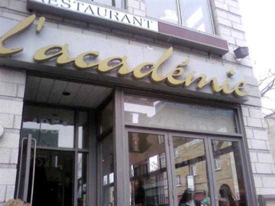 Foto de Restaurant L'academie