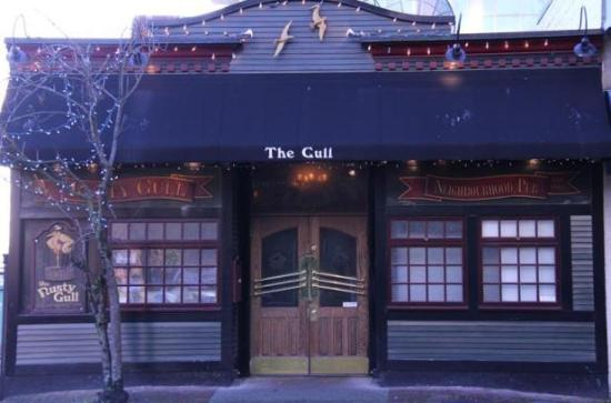 The Rusty Gull Pub
