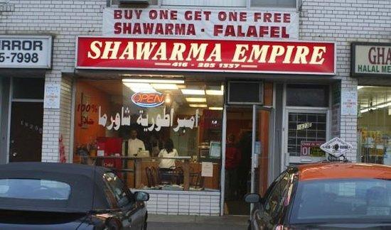 Shawarma Empire