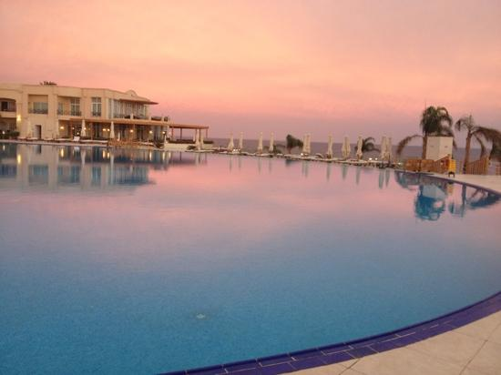 Cleopatra Luxury Resort: infinity pool - paradise in Nabq