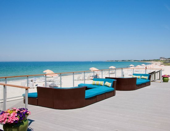 Sea Crest Beach Hotel: Sun Deck