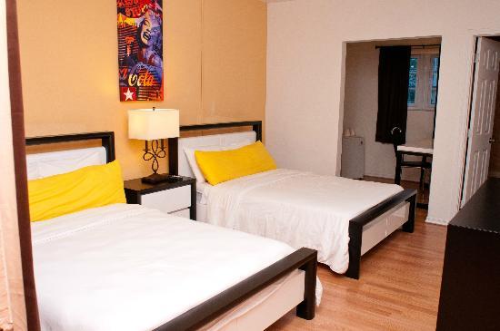 Motel Bianco: Habitaciones Remodeladas