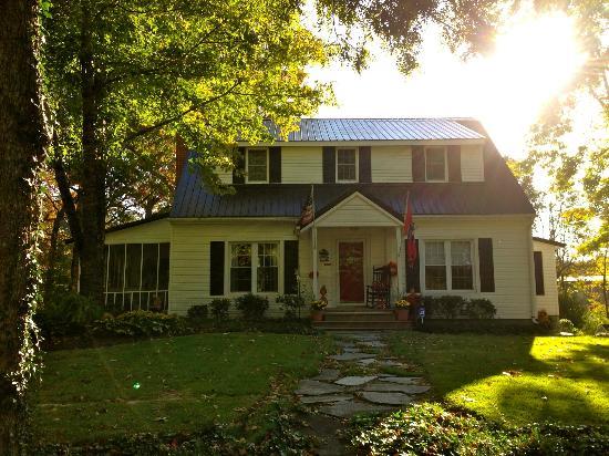 Chestnut Inn : Front of house