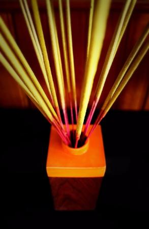 Serenite Guesthouse: incense