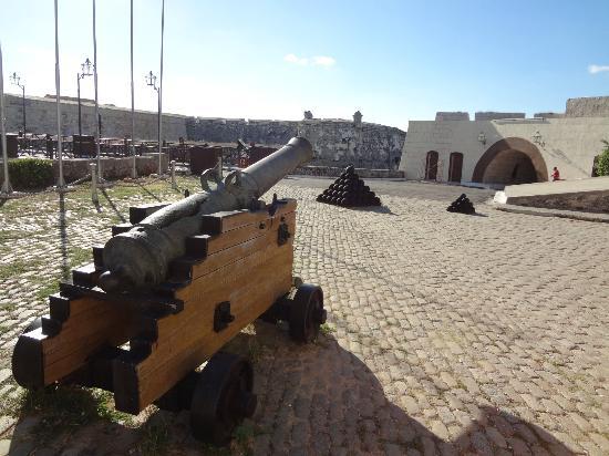 Castello di San Carlos de la Cabana: nice place