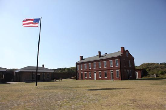 Amelia-øya, FL: Step back in time at Fort Clinch State Park
