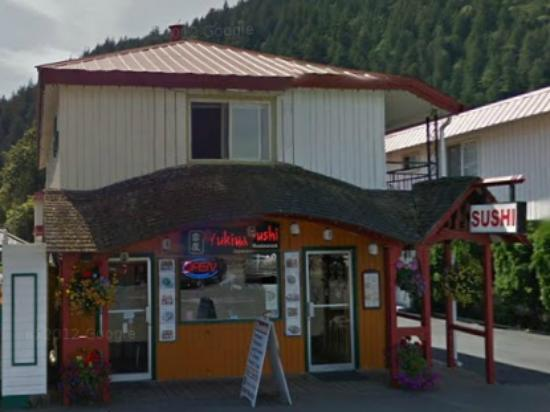 Photo of Japanese Restaurant Yukiya Suishi at 140 Esplande, Harrison Hot Springs, Canada