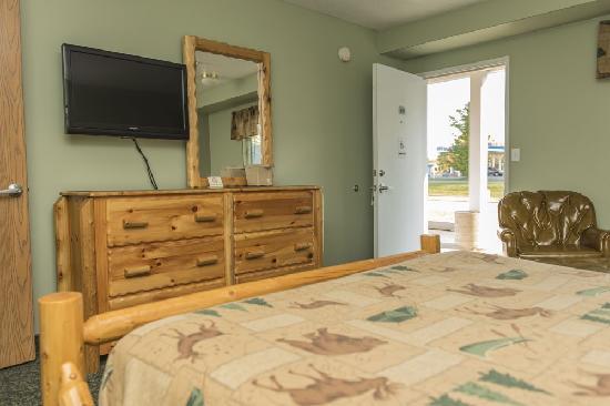 Kingsley Motel: Flat Screen TVs