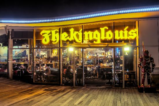 The King Louis Grill and Bar