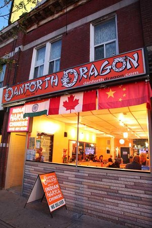 Danforth Dragon Restaurant