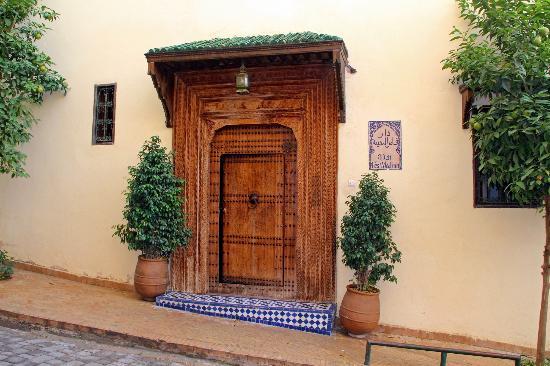 Dar Fes Medina: Front Door