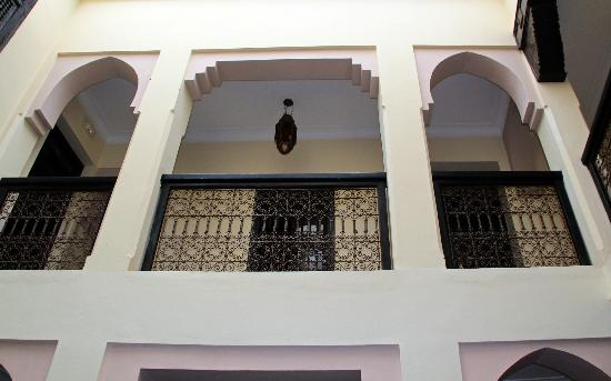 Dar Silsila: Upstairs balcony