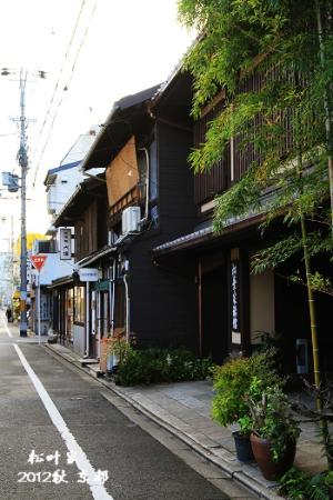 Matsubaya Inn: Outside