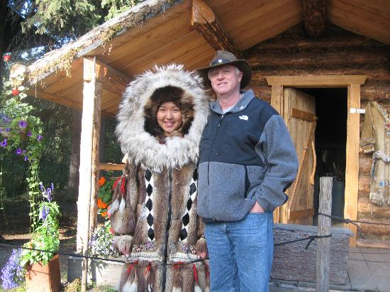 Blue Feather Bed and Breakfast : North to Alaska