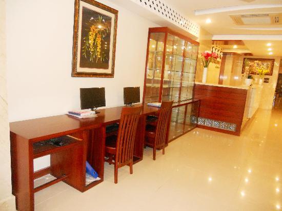 Quoc Cuong II Hotel Danang: Lobby