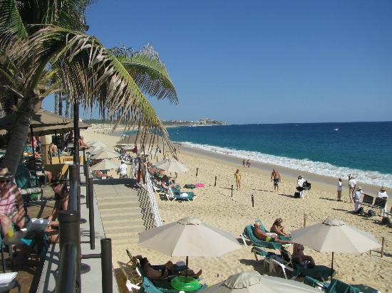Villa del Palmar Beach Resort & Spa Los Cabos: View of our beach