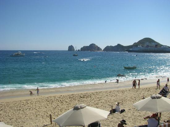 Villa del Palmar Beach Resort & Spa Los Cabos: View from our beach