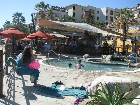 Villa del Palmar Beach Resort & Spa Los Cabos: Jacuzzi
