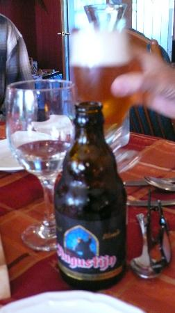 Auberge Chez Ignace: Great selection of Belgium Beer