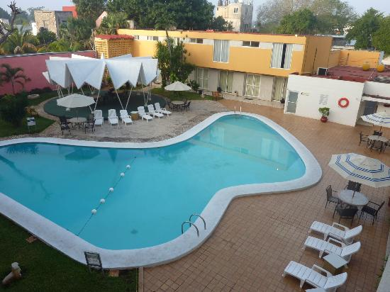 Maria del Carmen Hotel: Pool