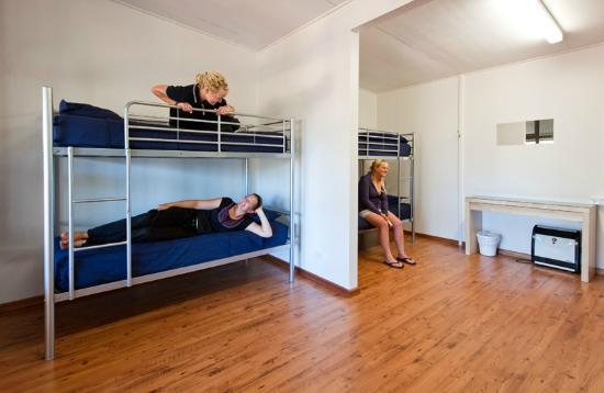 Vivonne Bay Lodge : Dorm Room