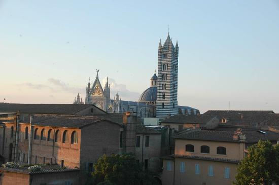 Hotel Duomo camera 52 view