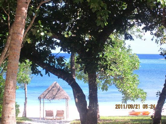 Vatulele Island Resort: blue