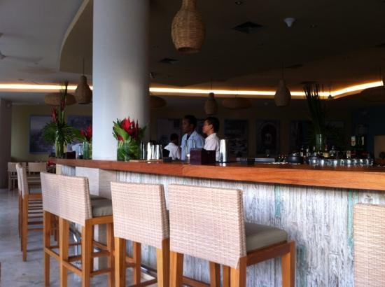 Cafe Sardinia : the bar
