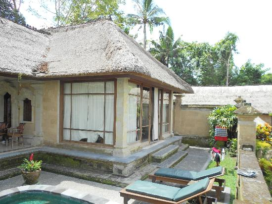 Pita Maha Resort and Spa: VILLA外观