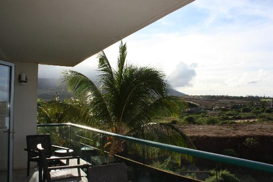 Honua Kai Resort & Spa: view of mountains from the lanai