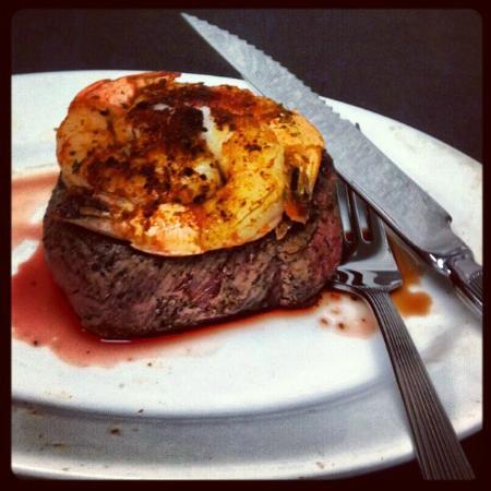 Ruth's Chris Steak House: perfect steak