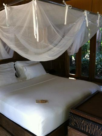 Soneva Kiri: bedroom Villa 51