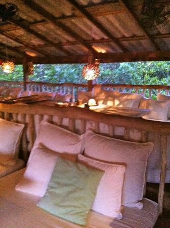 Soneva Kiri: Benz restaurant interior