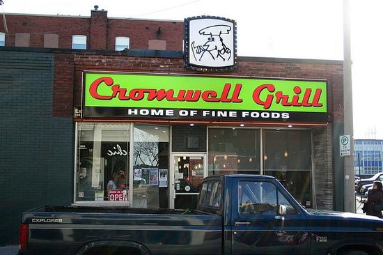 ‪Cromwell Bar & Grill‬