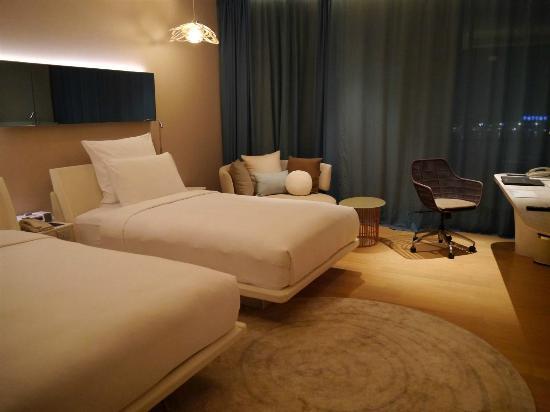 Hilton Pattaya: デラックスツイン